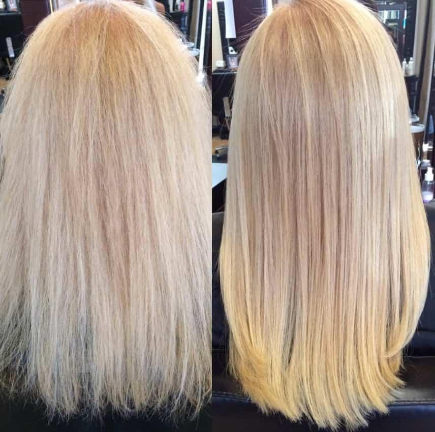 Keratin Hair Smoother